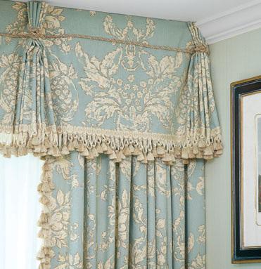 6种窗帘配搭 营造独特室内风景(4)