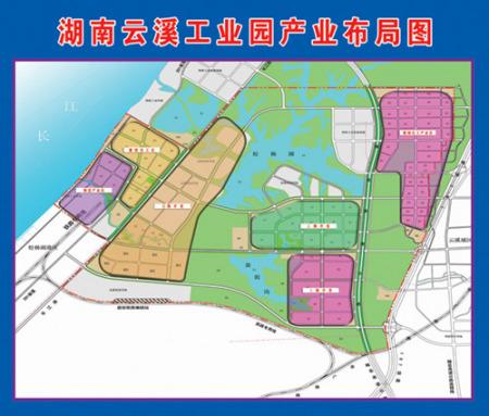 湖南医药学院手绘地图