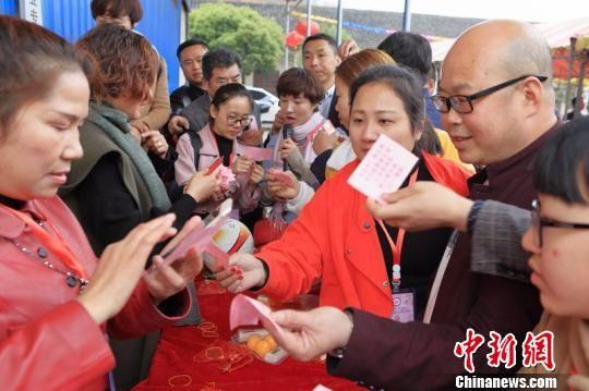 湖南衡南县泉湖二月八农耕节演绎乡土文化新