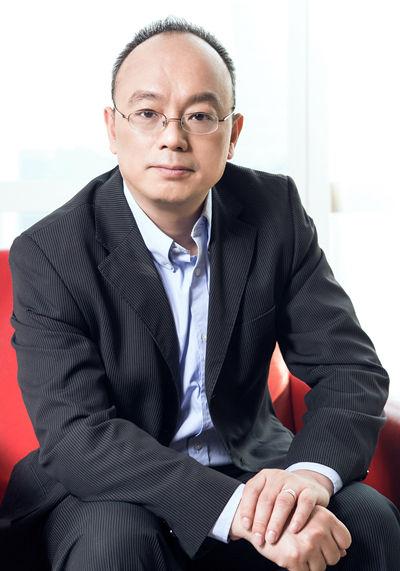 唐 彬 易宝支付有限公司创始人兼CEO