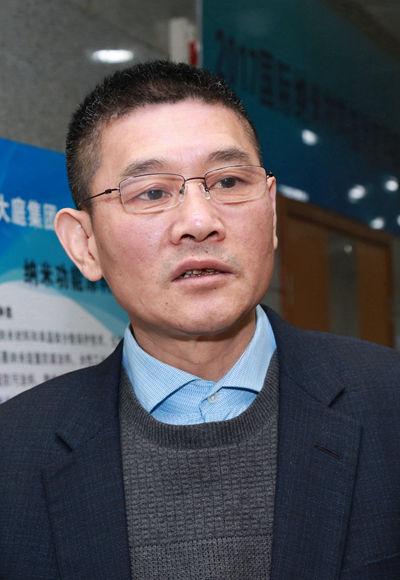 余以文 最新白菜网送彩金大庭微集团原董事长