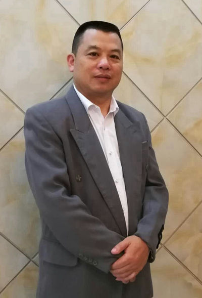 许卫军 韶关市磊信机械制造有限公司董事长