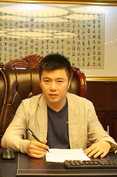 周德华 郴州�涛环保科技有限公司董事长
