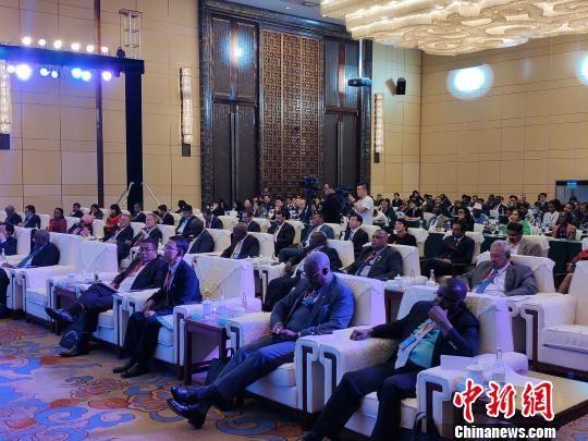 全球农业南南合作高层论坛举行通过《长沙宣言》
