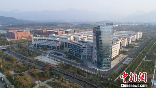 郴州高新技术产业开发区。郴州外宣 供图