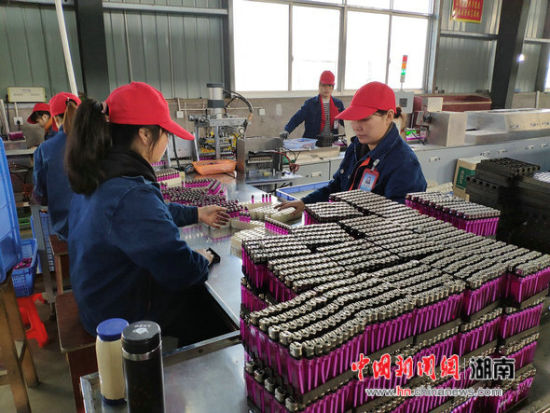 邵阳小五金、打火机、皮具箱包、服装鞋业等产业独具特色。
