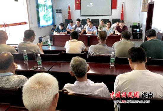 常态化学习为湖南南县经济社会发展凝心聚力。