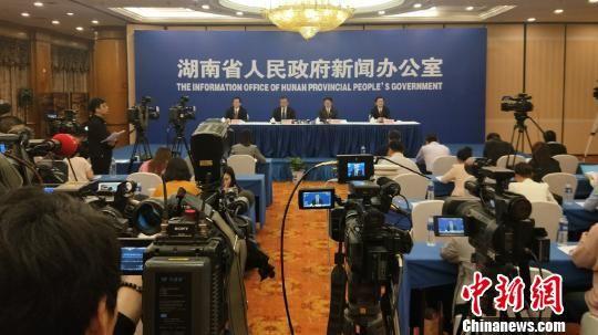湖南正式对外发布《湖南省高考综合改革实施方案》。 徐志雄 摄