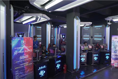 中国移动电竞大赛LOL湖南热身赛火爆开赛 全省千余战队争夺超10万大奖