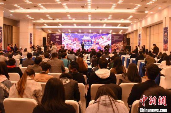 IEF2019湖南・马栏山电子竞技产业论坛现场。 主办方供图