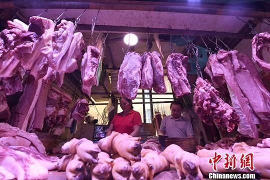 中央储备冻猪肉再投2万吨 已累计投放22万吨