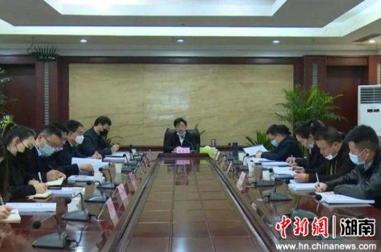 《鹤飞凤舞》城市旅游概念策划初评座谈会在怀化举行。