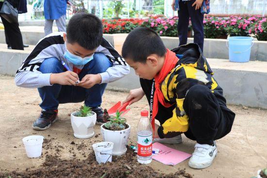 【中国新闻网】南岳区首个青少年校外劳动教育实践基地成立