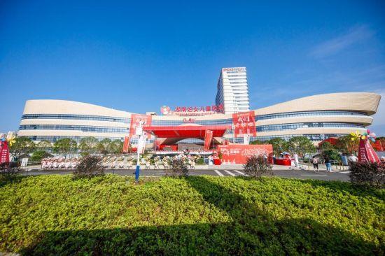 湖南妇女儿童医院正式开诊