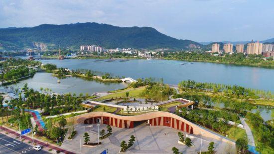 东江湖大数据产业园。