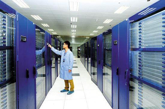 国家(长沙)超级计算机中心。