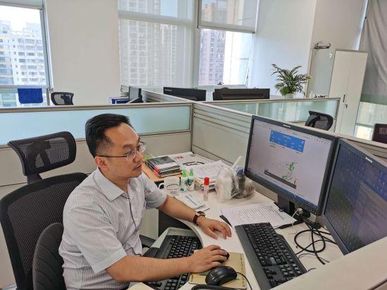 胡斌奇在协调安排水电方式