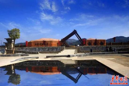 里耶古城遗址。湘西州委宣传部供图