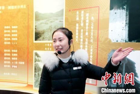 张江慧。湖南中华职业教育社供图