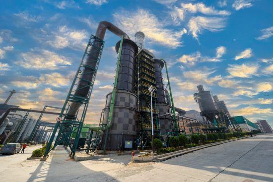 永兴县一家稀贵金属综合回收利用企业。永兴县委宣传部供图