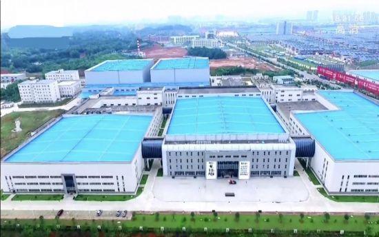 旺旺集团湖南总厂。