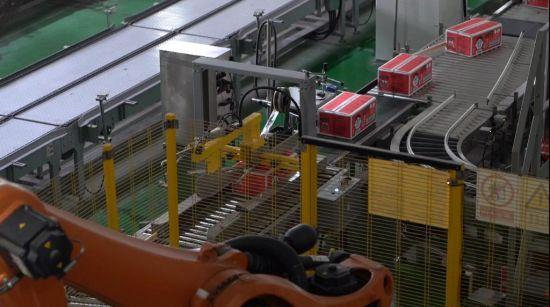 湖南旺旺全面升级改造,升级智能制造。