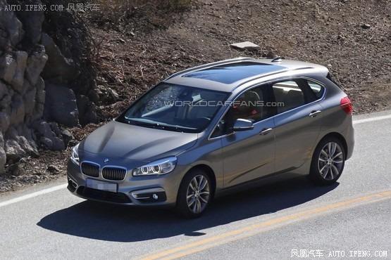 宝马未来推45款新车 包含15款前驱车型