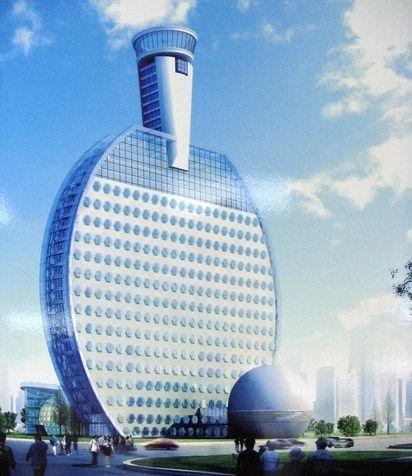 安徽淮南乒乓球大厦