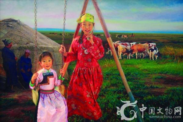 2013年中国画展征稿_《2013-中国油画院院展》在京盛大开幕 - 中国文化创意