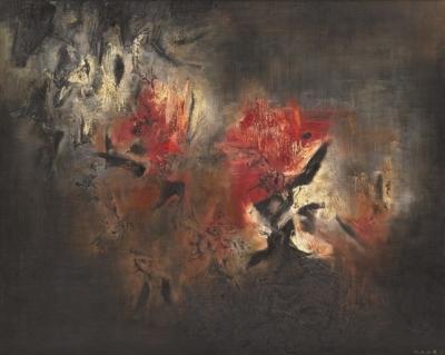 2013年中国画展征稿_冰火两重天:2013年油画拍卖市场 - 中国文化创意