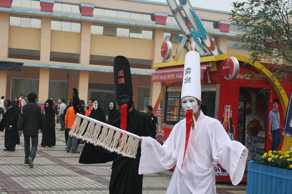 世界之窗万圣节_世界之窗万圣节--湖南新闻图片网
