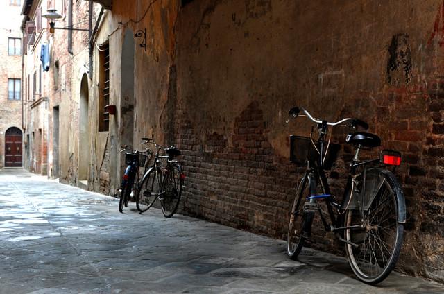 城市扫街艺术