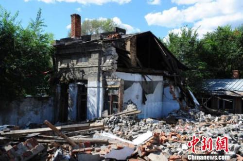 哈尔滨刘亚楼旧居遭强拆续:双城区长等11人被追责