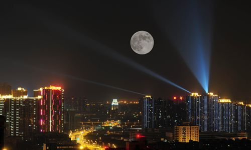 长沙/十五的月亮十五圆