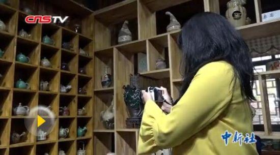 探访长沙铜官窑 追寻千年前东西方文化交融印记