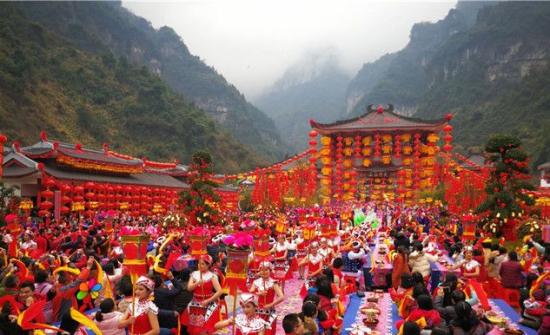 春节湖南接待游客逾2700万人次 跻身全国热门旅游目的地