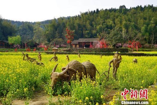 中国桃花源景区引入共享经济理念 打造差异化旅游生活