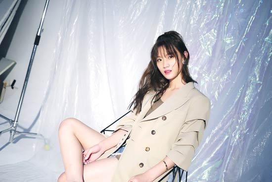 陈意涵推新单曲 作词作曲化身创作才女