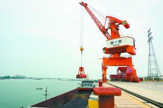 长沙铜官港开港运营