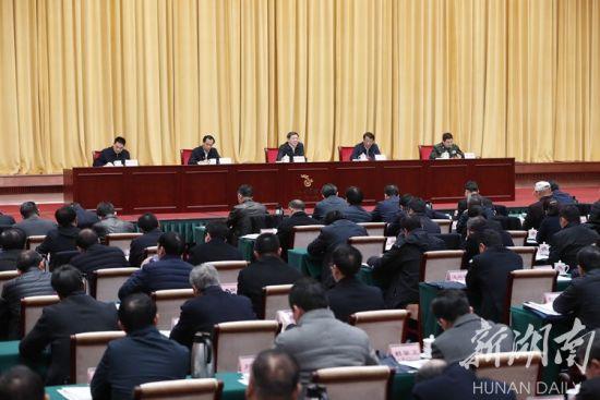 杜家毫在省委政法工作会议上强调:坚定维护政治安全社会安定人民安宁