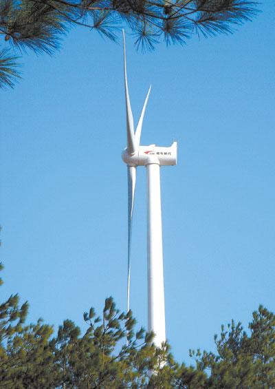 湖南风电产业冲刺千亿产值