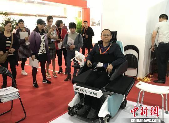 2017湖南国际老博会开幕