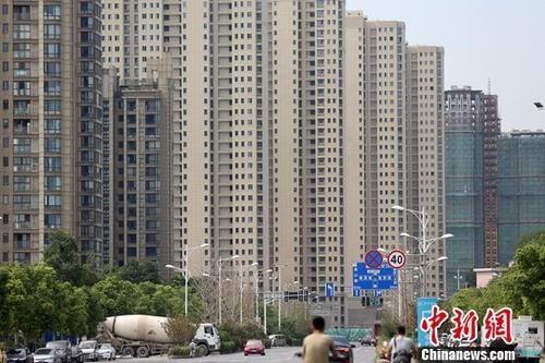 分析人士:中国房地产库存降至近3年新低