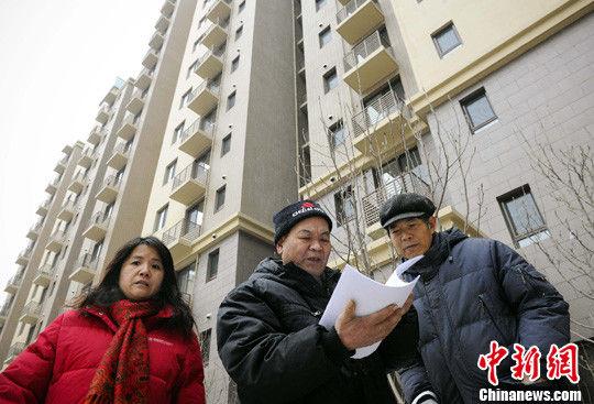 今年北京将建设筹集各类保障房5万套