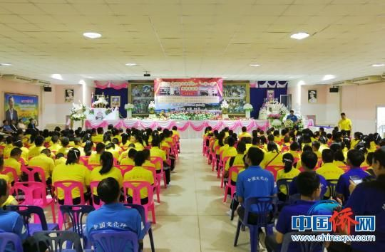 澳门永利官网线上娱乐教师走进泰国传播中华文化 架民间交往桥梁