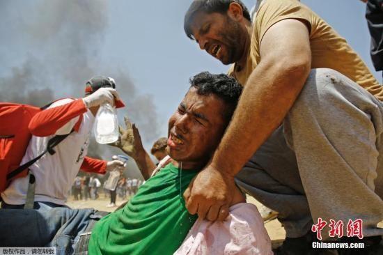 美国反对巴勒斯坦将以色列行为诉诸国际刑事法院