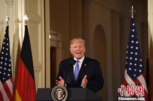 快讯:特朗普取消了6月12日与金正恩的会面