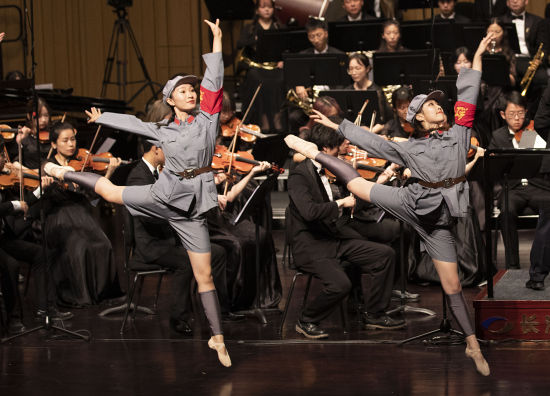 中南大学庆祝中国共产党成立100周年专场音乐会