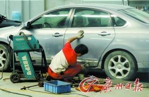 节后事故车入厂多 建议车主做常规检修延后一周