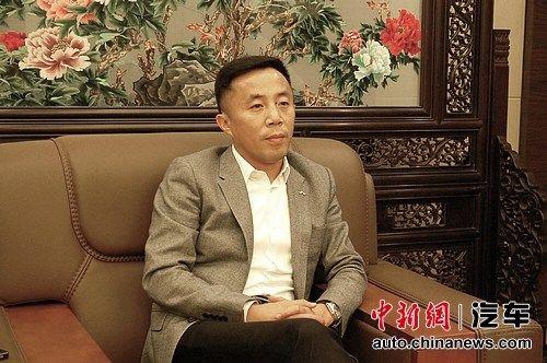 卡威总裁蒋丹平:要做自主品牌的宽体大尺寸皮卡
